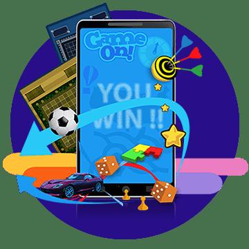 Mobile Game App Development India