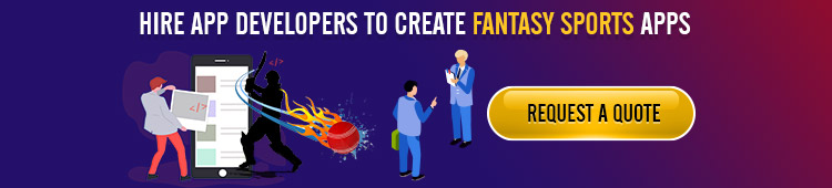 Hire App Developers to Create Fantasy Sports Apps