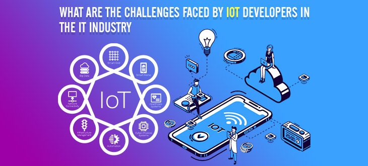 What are the Challenges Faced by IoT Developers in the IT Industry?