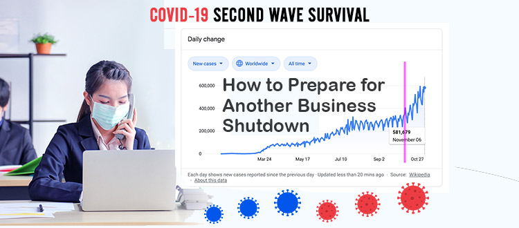 COVID-19 Second Wave Survival: How to Prepare for Another Business Shutdown?